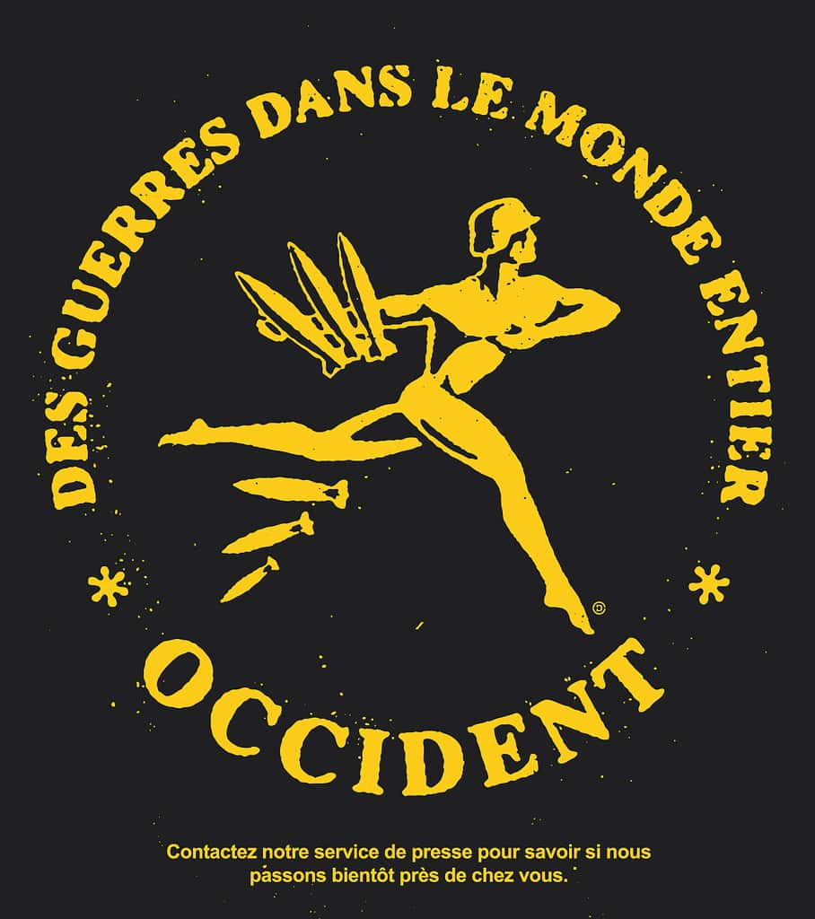Occident guerre