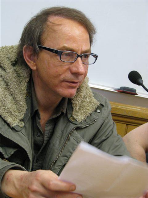 Michel Houellebecq.