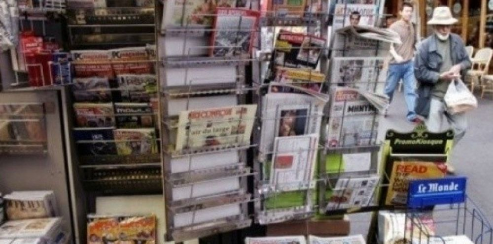 Vous aviez dit « liberté de la presse » ? « Liberté d'opinion » ? Pluralité dans la diffusion de l'information ?