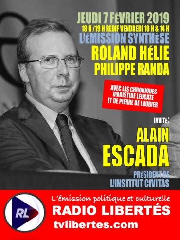 95 invite Alain Escada
