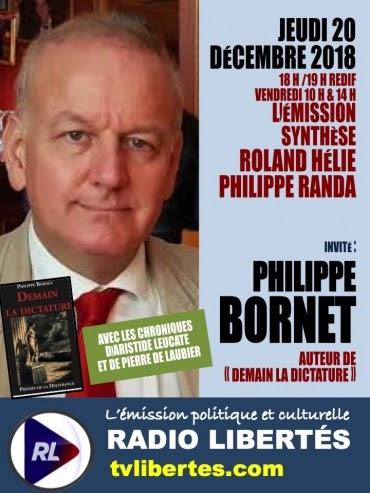 Bornet Philippe Radio Libertes