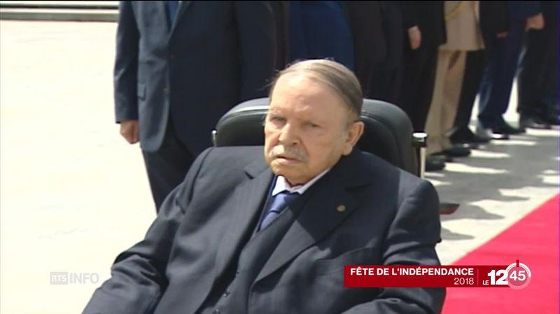Les Algériens ont massivement manifesté contre un 5e mandat de Bouteflika.