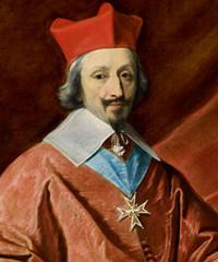 Cardinal de Richelieu.