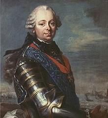 Étienne-François de Choiseul.