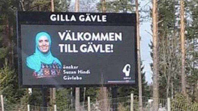 Gavle hijab