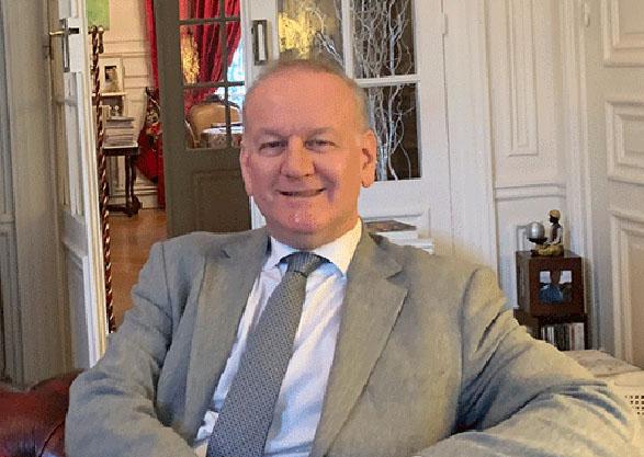 Philippe Bornet.