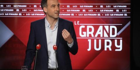 Raphaël Glucksmann au Grand Jury RTL/LCI/Le Figaro.