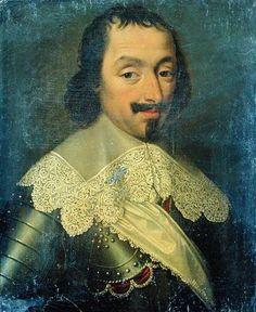 Messire Louis de Marillac, Comte de Beaumont-le-Roger, Maréchal de France.