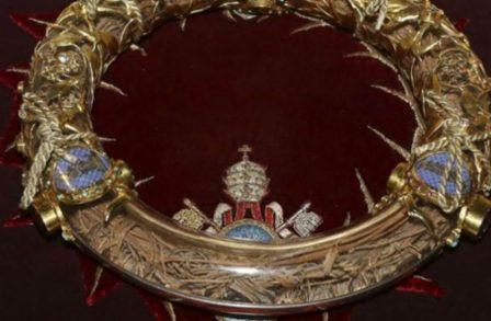 couronne épines Christ