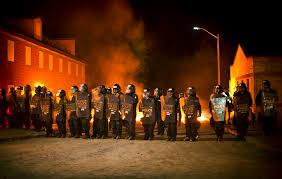 Canada émeutes