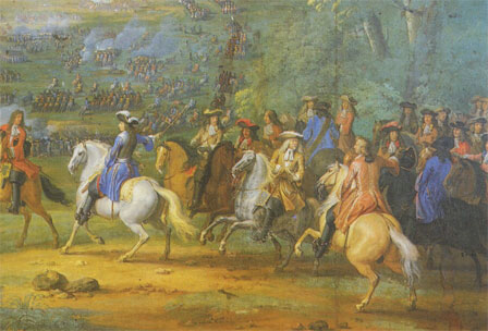 La bataille de Rocroi, 19 mai 1653.