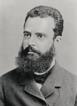 Wilfried Fritz Pareto (1848 - 1923).