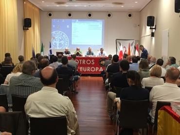 Conférence européenne à Valence en Espagne .