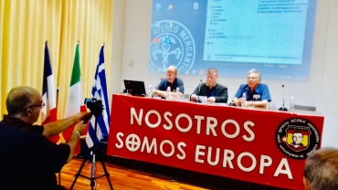 À Valence, en Espagne, conference europeenne