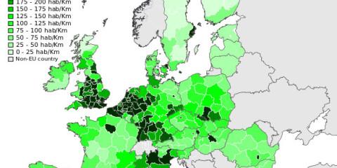 démographie européenne.