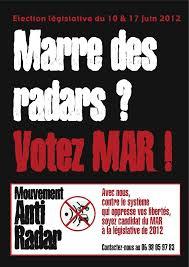 Affiche Mouvement anti-radars