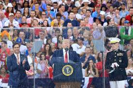 Donald Trump, 4 juillet…