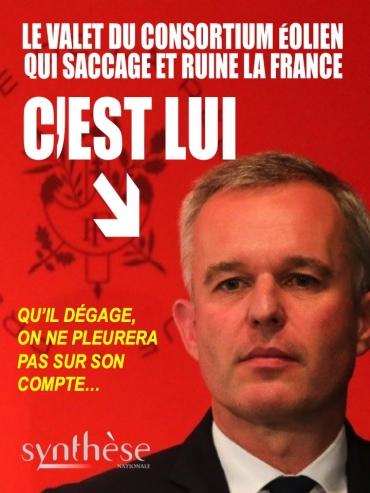 C'est fait : Démissionnaire le 16 juillet, François de Rugy va redevenir député…
