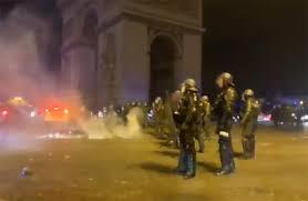 Incidents algeriens football