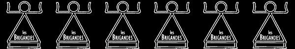 Logo Les Brigandes