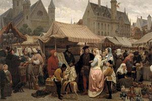 Le Moyen Age est une période longue de dix siècles dans l'histoire de l'Europe.