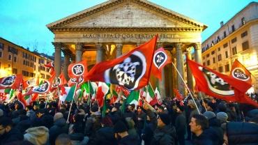 Manifestation CasaPound