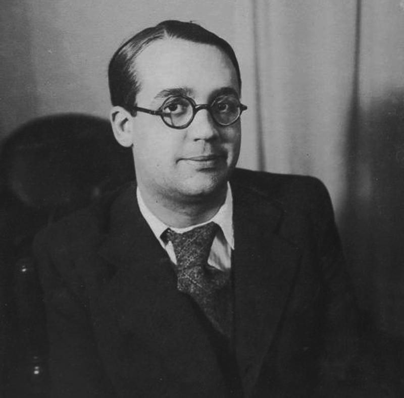 Robert Brasillach.