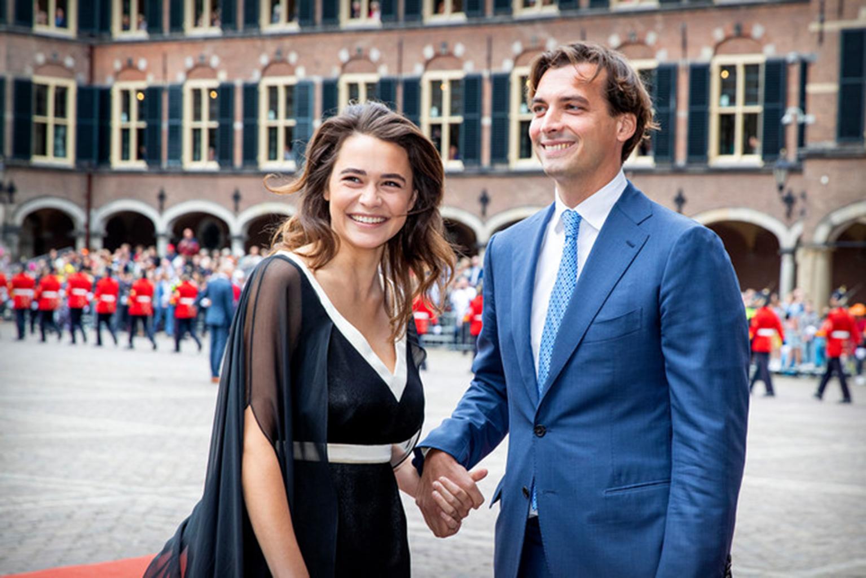 Davide Heijmans et Thierry Baudet sont fiancés.
