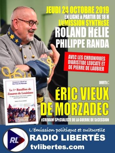 Emission Synthese Eric Vieux de Morzadec