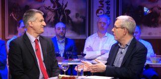 Jean Lassale invité de l'émission « Bistrot Liberté» sur TVLibertés avec Martial Bild.