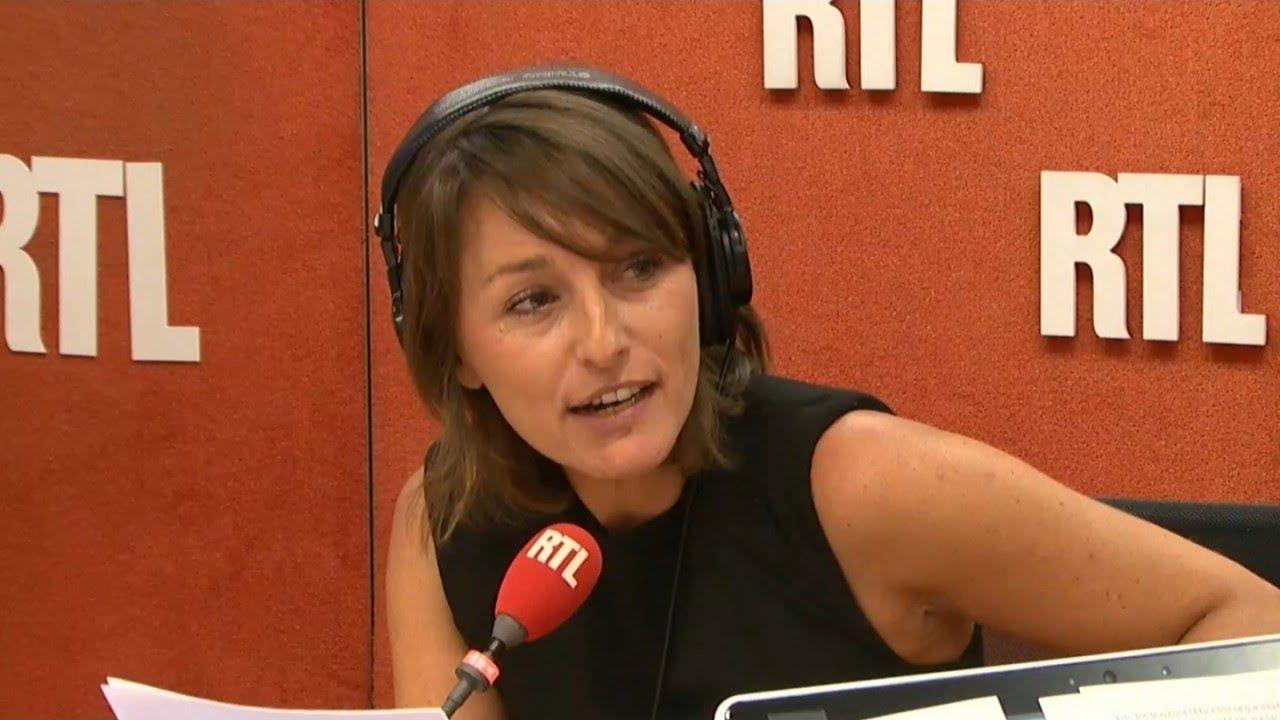 Amandine Begot sur RTL.