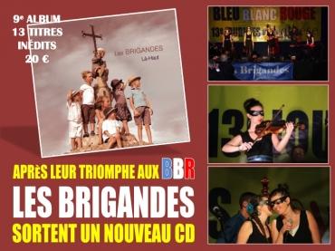 Brigande album La-haut