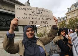 manifestation contre islamophobie