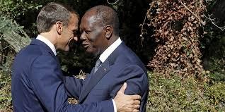 Emmanuel Macron Afrique