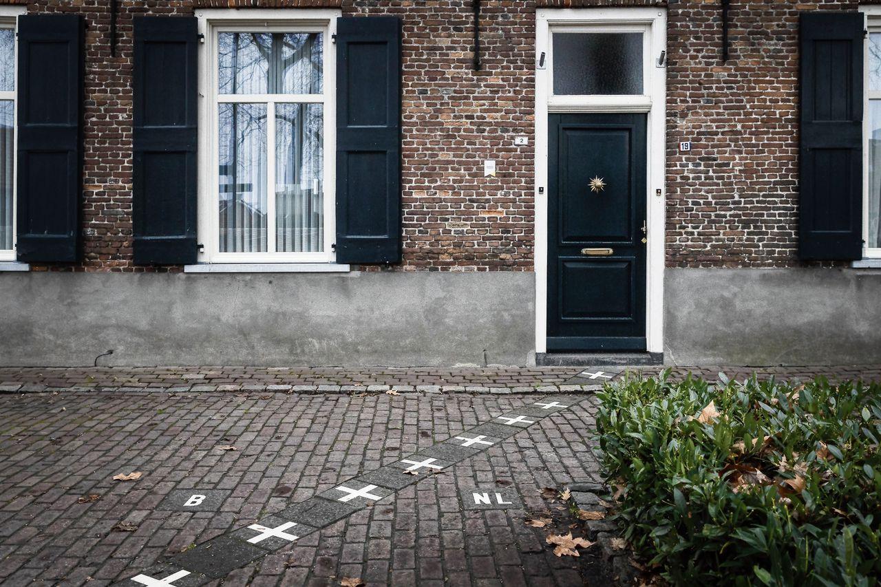 Frontière Belgique - Pays-Bas…