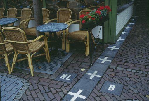 Frontière Pays-Bas - Belgique…