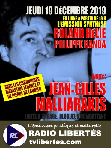 Invite JG Malliarakis