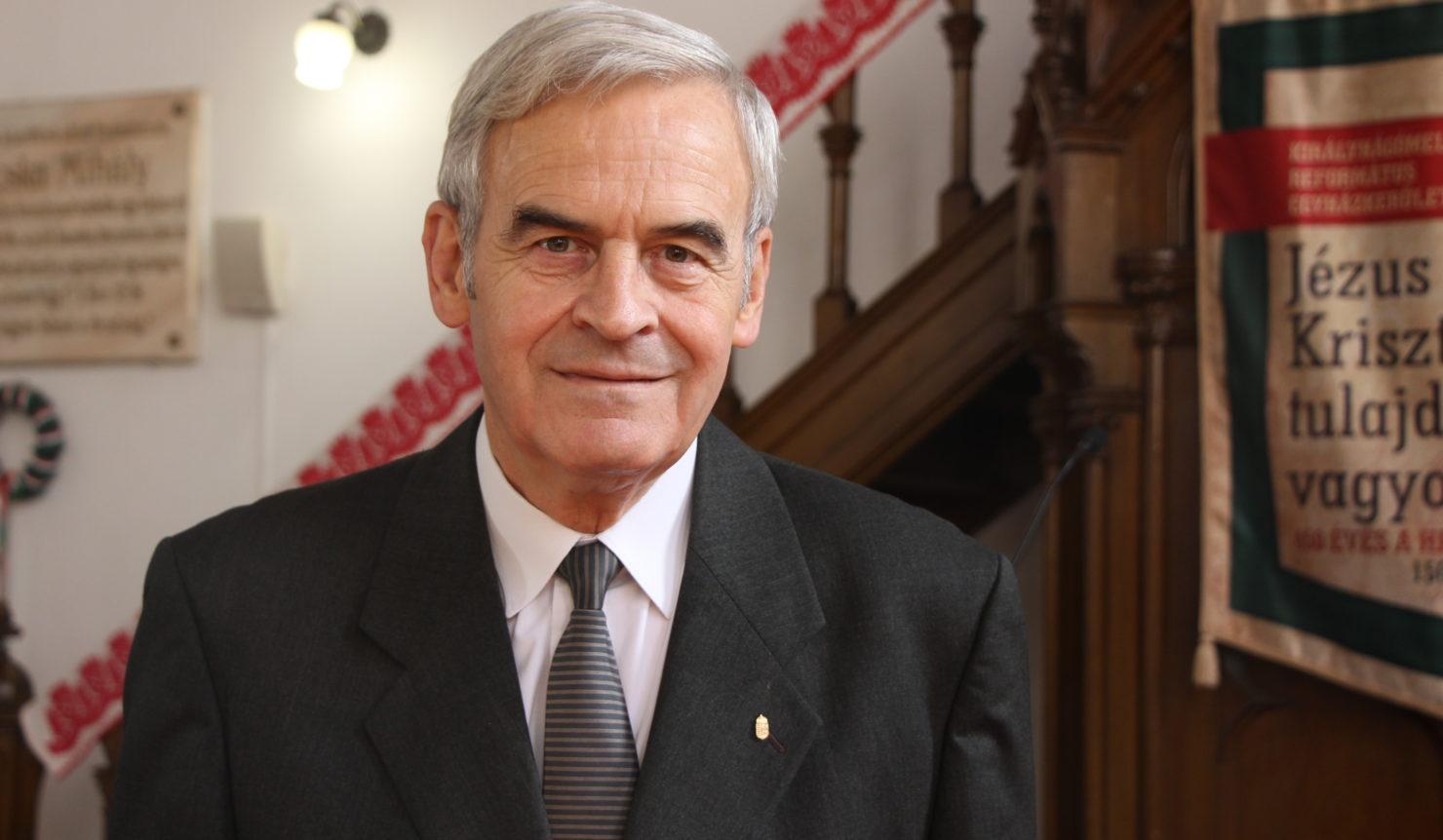 László Tőkés.