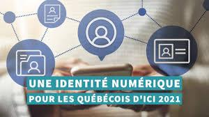 Quebec identite numerique