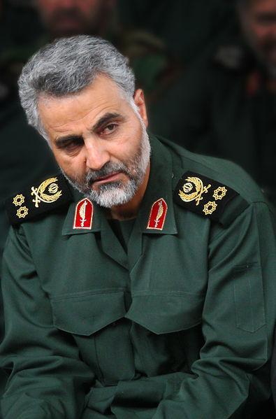 Sardar Qasem Soleimani.
