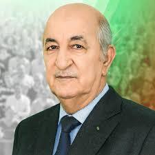 Abdelmadjid Tebboun.