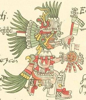 Huitzilopochtli, Mexico...