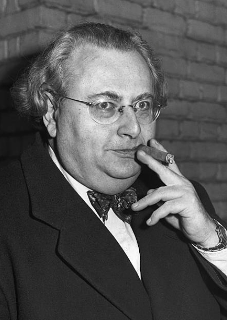 Louis de Wohl.