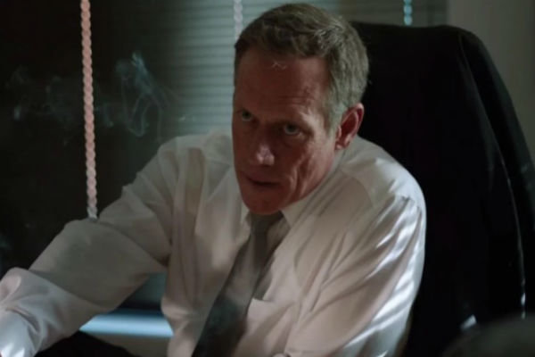 "L'acteur Fredric Lehne dans le film ""Zero Dark Thirty"", qui retrace la traque d'Oussama Ben Laden par la CIA !!!"