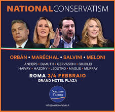 National Conservatism