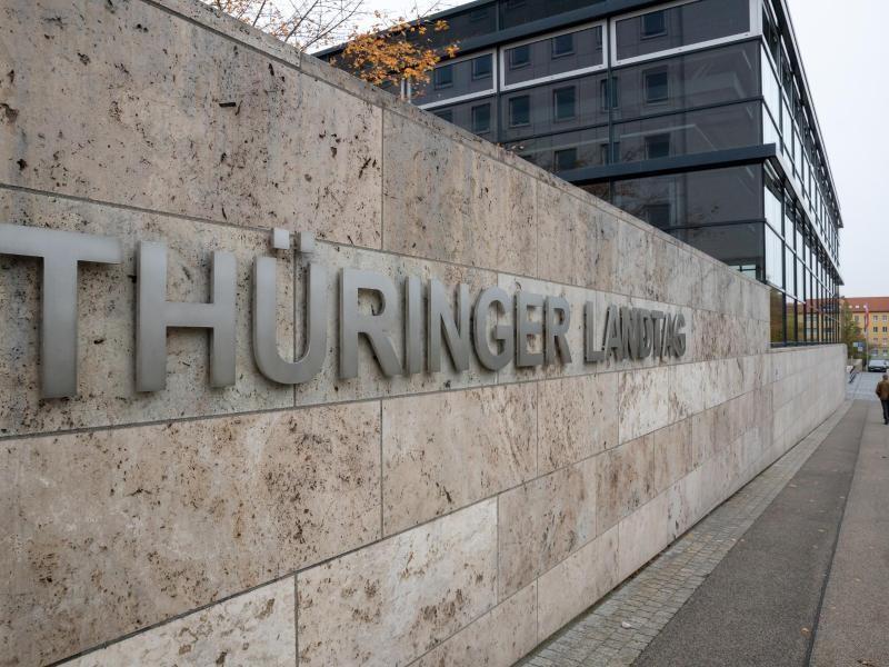 Parlement de Thuringe.