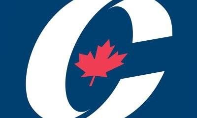 Parti conservateur canadien.