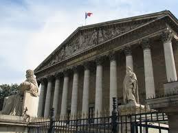 Palais Bourbon.
