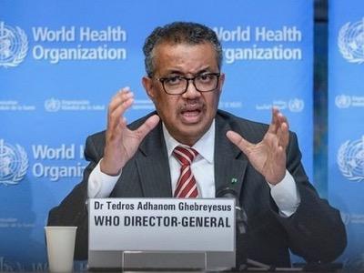 Pour le directeur de l'OMS, le Dr Tedros Adhanom Ghebreyesus, la Chine et la Corée du Sud ont donné l'exemple en généralisant les tests de dépistage ; une manière de dire que les méthodes italiennes et françaises sont des absurdités médicales.