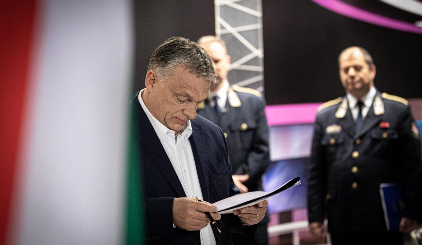 Viktor Orban;
